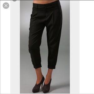 Vince Slouch Crop Pants